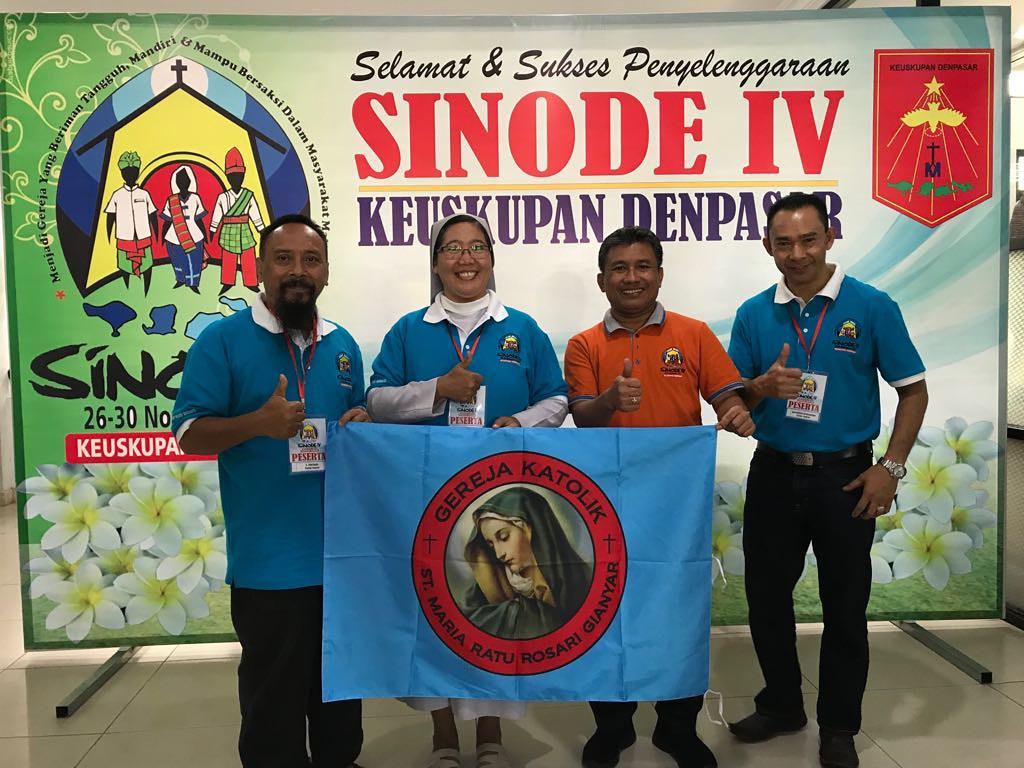 Sinode IV Keuskupan Denpasar