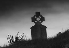 Graveyards, tombs...