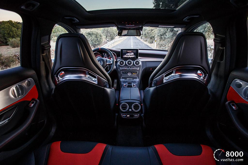 Mercedes C63 AMG S - 8000vueltas-47