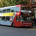 Nottingham City Transport 947 - YN08 MSV (Scania N270UD/East Lancs OmniDekka)