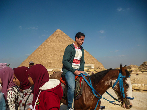 a day at the pyramids