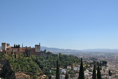 Alhambra & Granada