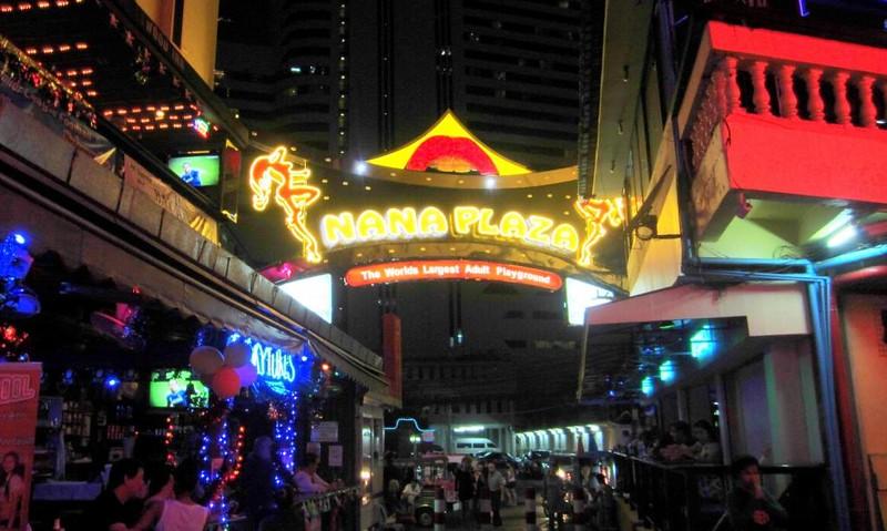 Nana Sukhumvit area Bangkok
