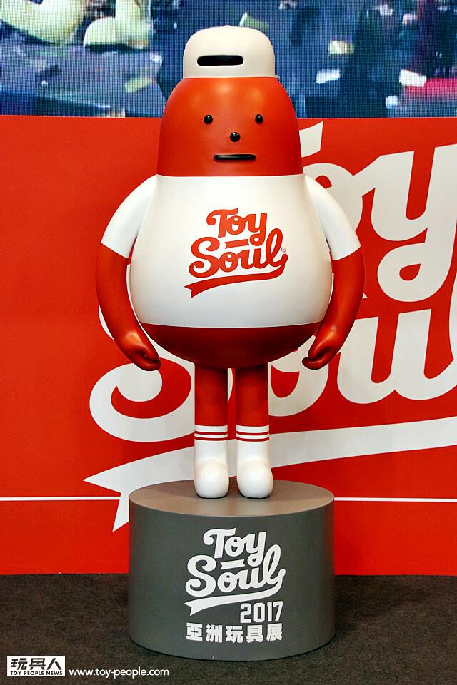 亞洲最強玩具展明日正式啟動!!玩具探險隊【TOY SOUL 2017 亞洲玩具展】精彩內容搶先看!!!