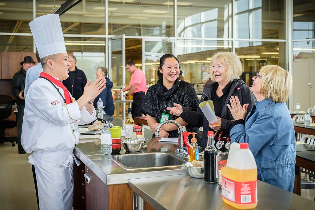 Sichuan Cooking Class at Superstore