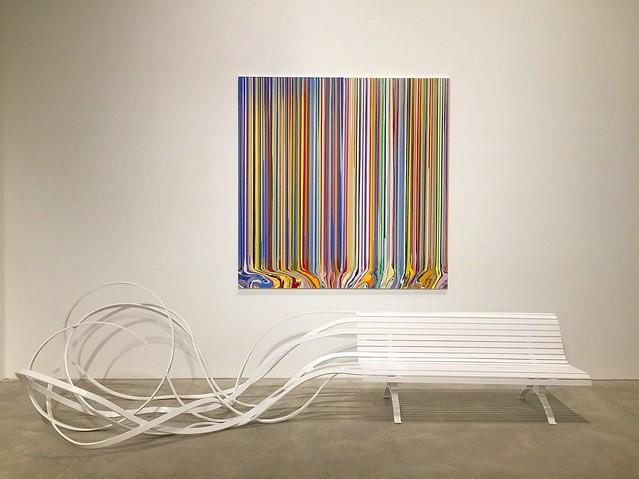 @iandavenportofficial @custotdubai #art #painting #sculpture #painting @alserkalavenue #dubai