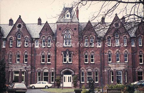 Darlington College of Education (later the Arts Centre), Vane Terrace, 1960s