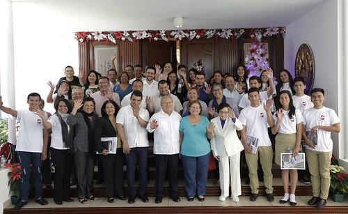 Casa Abierta: El Salvador Alfabetizado