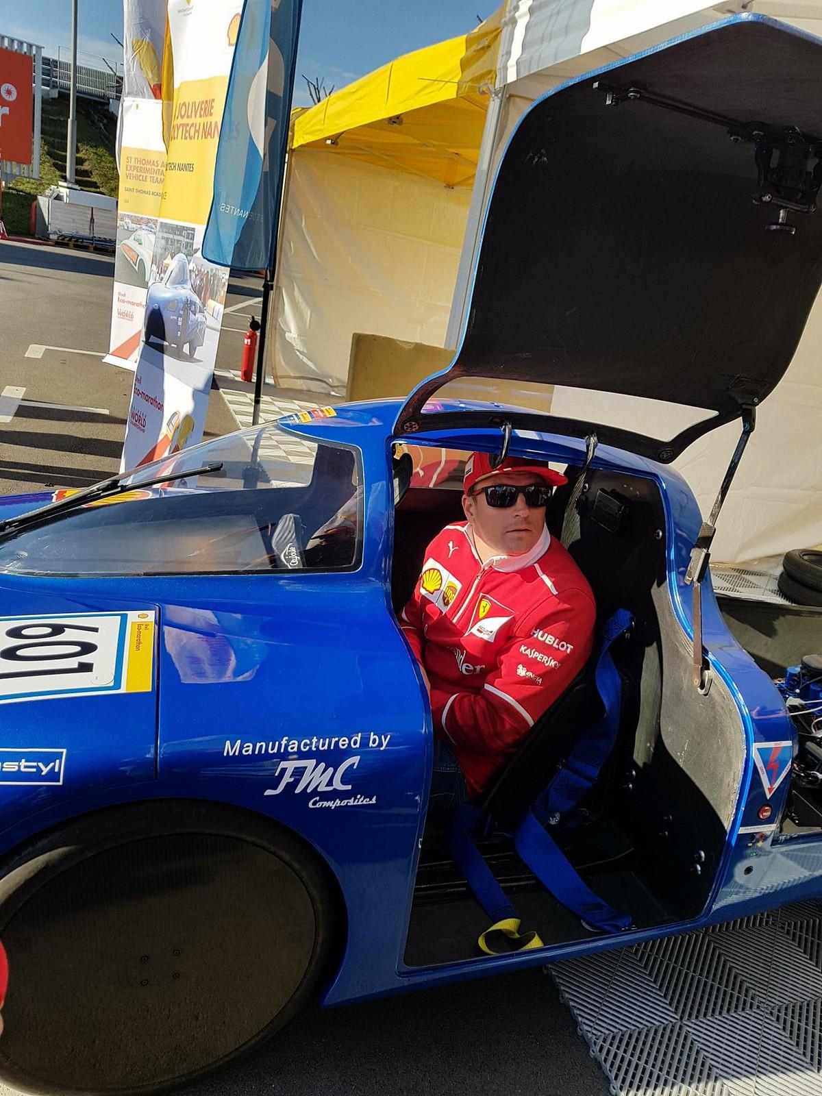 CityJoule chez Ferrari