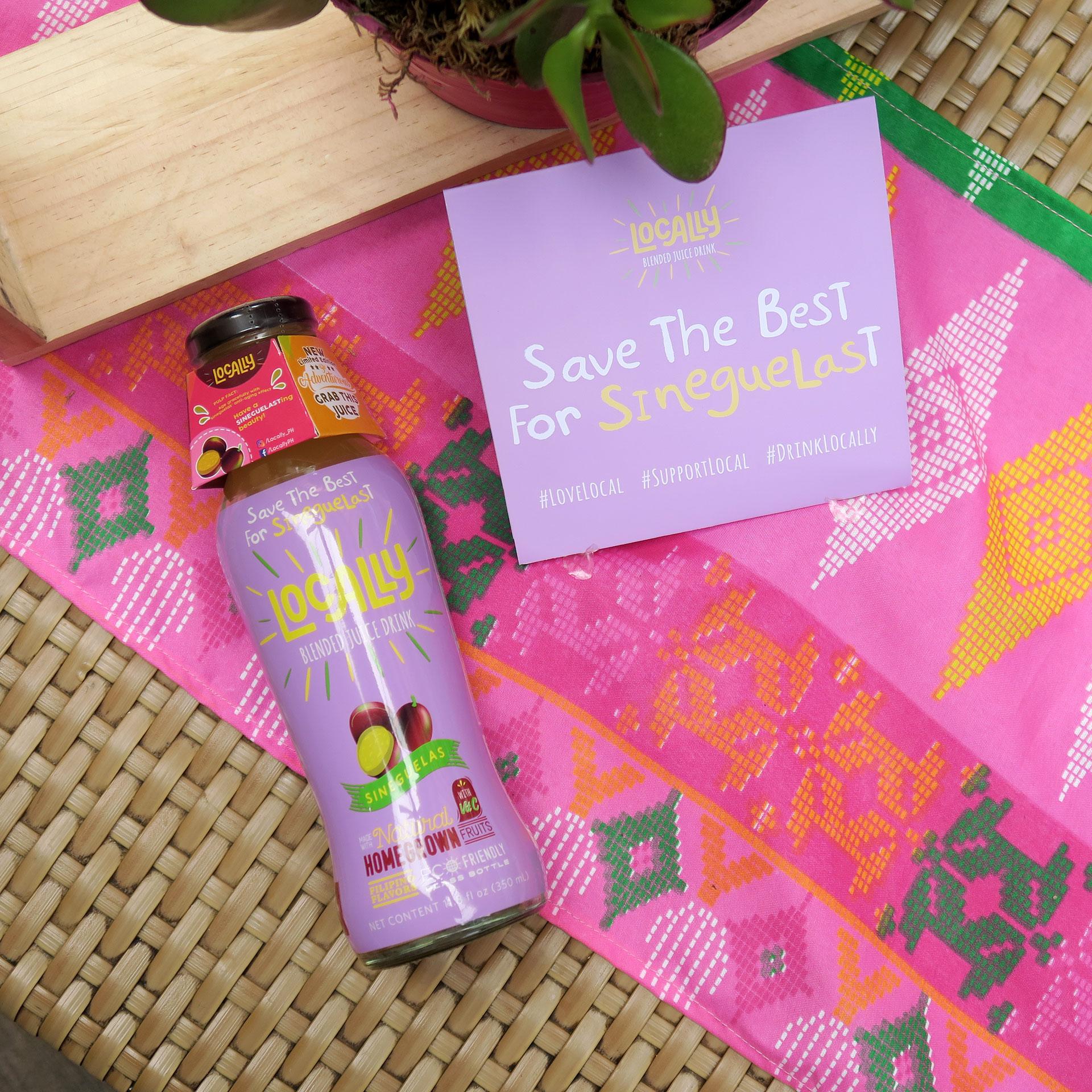 10 Locally Blended Juice Drink Review Photos - Gen-zel She Sings Beauty