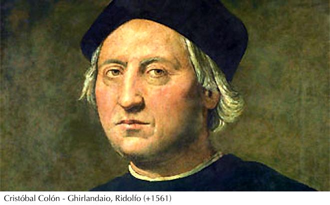 Cristóbal Colón - Ghirlandaio, R.
