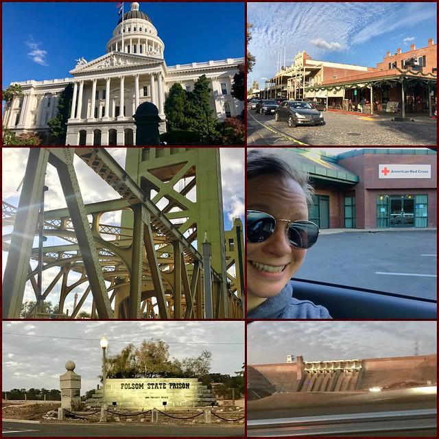 Sacramento, CA: Day 1