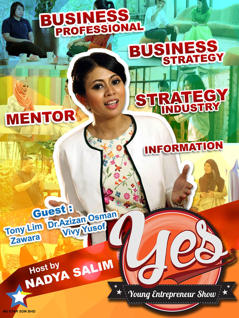 YES Young Entrepreneur Show, Kongsi Inspirasi Usahawan Muda Berjaya