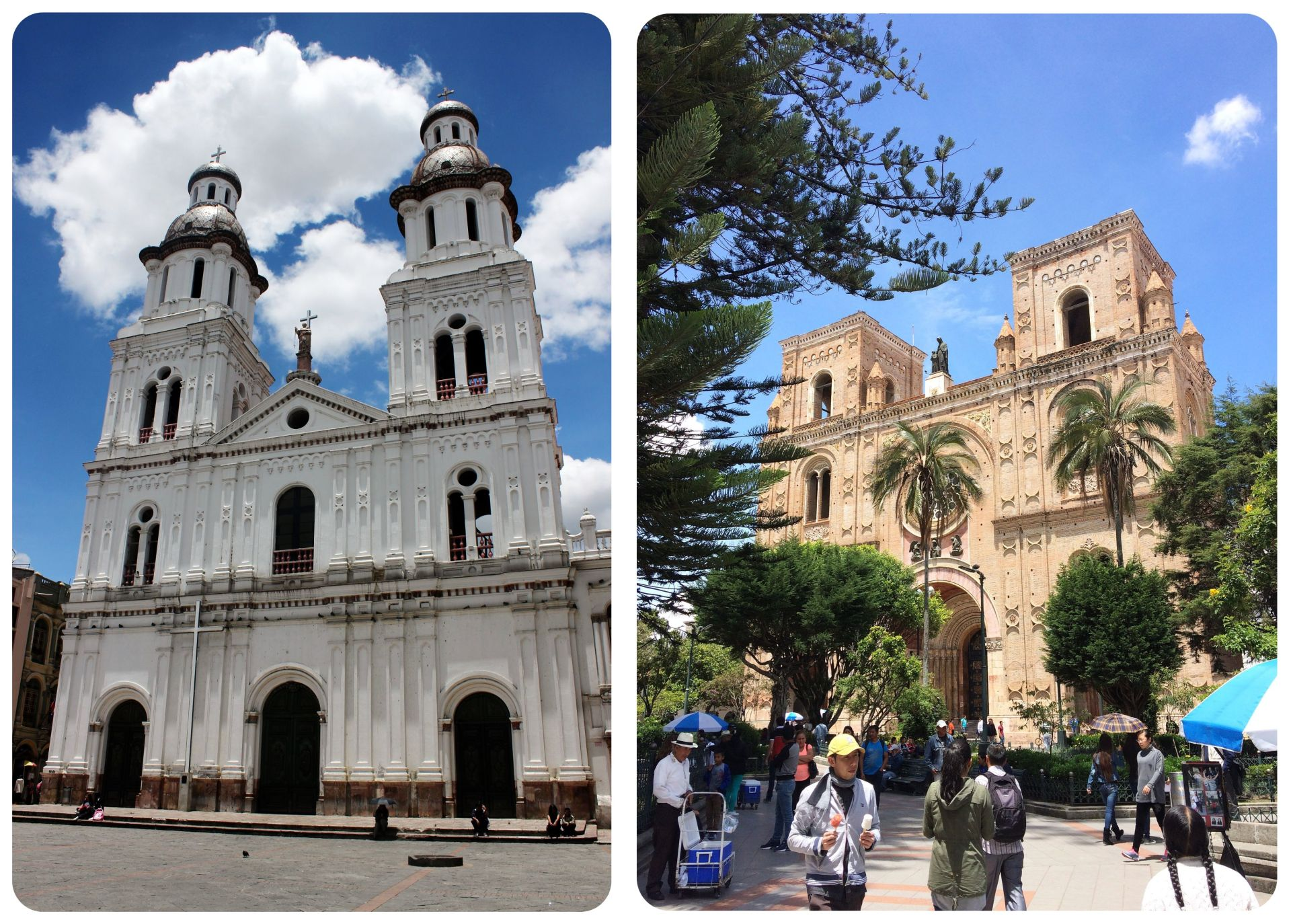Cuenca Churches