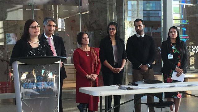 Opioid services improved for South Asian community