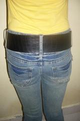 wide jeans belt SDC11243