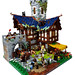 LEGO MOC Medieval Village - Road Construction by oms5134
