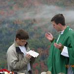 mass alex sasha marceau taking altar serving to new heights