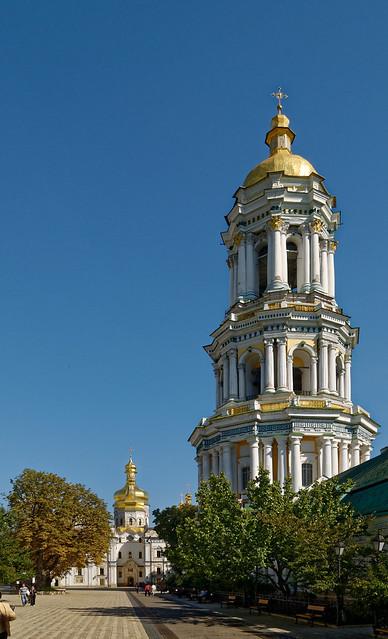 Kiev Pechersk Lavra, Nikon D200, Sigma 18-50mm F2.8 EX DC
