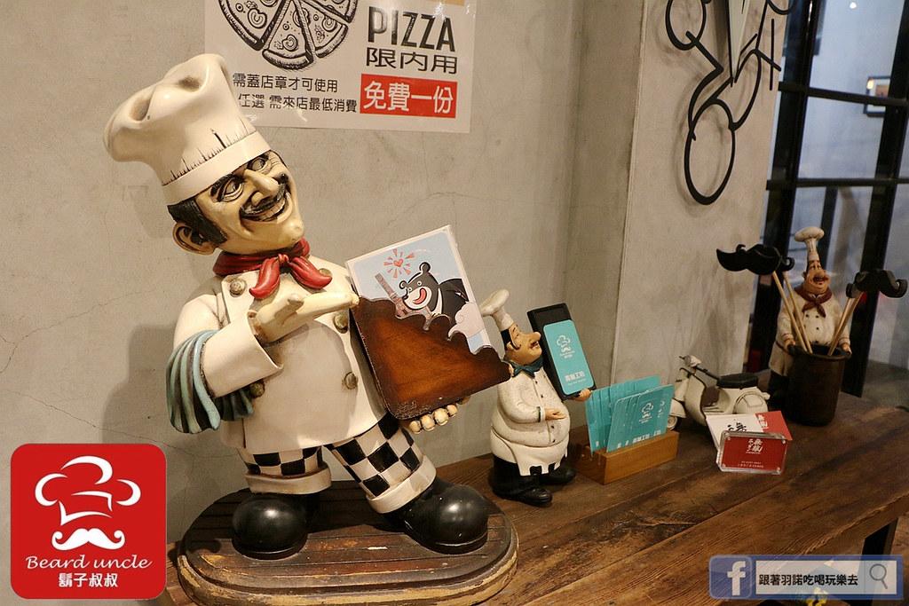 信義安和站鬍子叔叔義大利麵燉飯排餐015