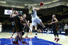 UCM vs Northern State Women's Basketball 2017