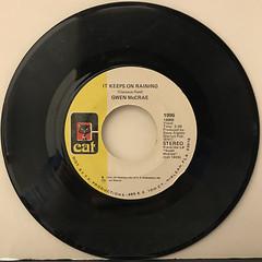 GWEN MCCRAE:ROCKIN' CHAIR(RECORD SIDE-B)