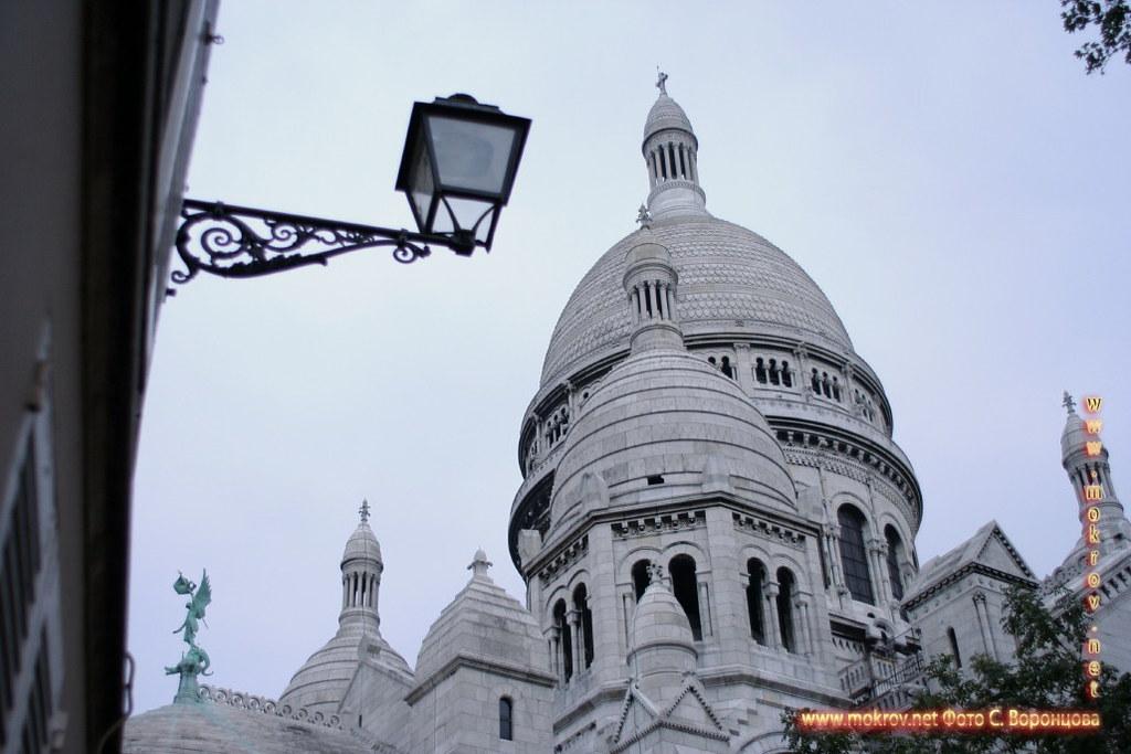 Исторический центр Парижа в этом альбоме фотоработы