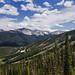 The mountains of Colorado