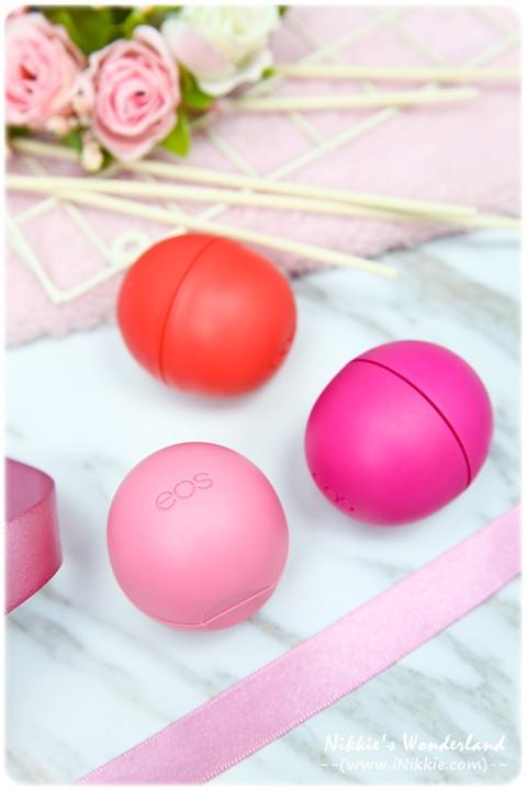 eos伊歐詩 天然護唇球Organic Lip Balm