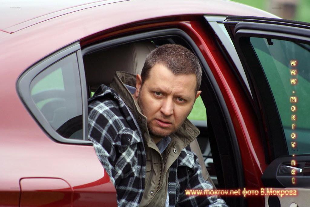 Владислав Котлярский и фотозарисовки