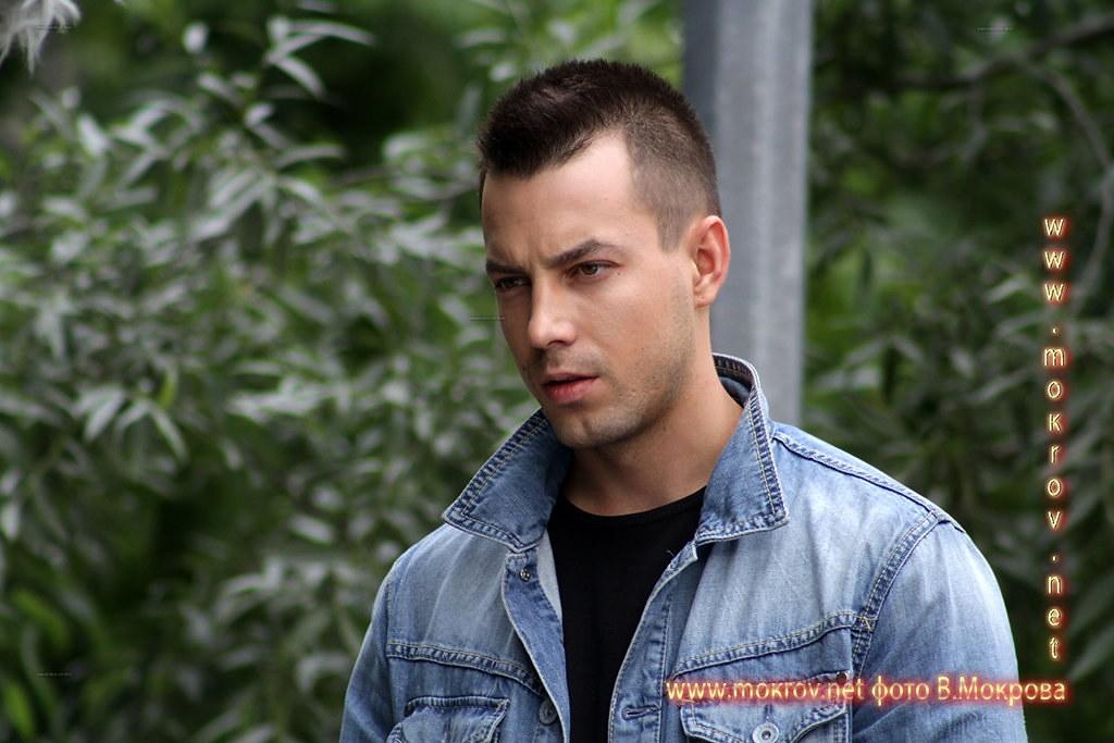 Актер Дмитрий Блажко роль Саши в ТВ сериале «Карпов. Сезон второй».