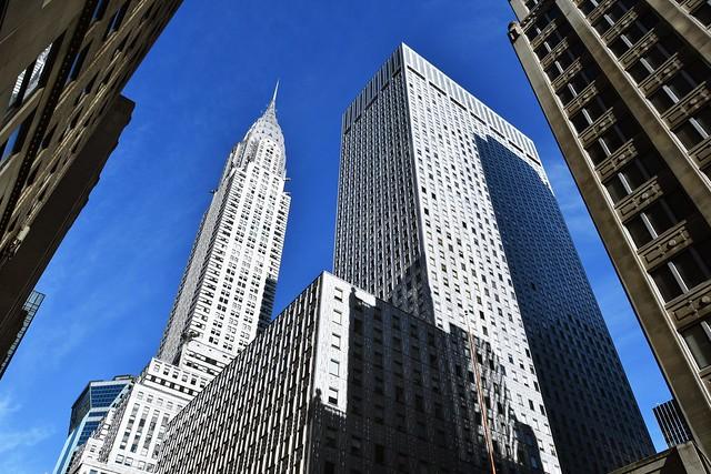 The Chrysler Building, New York