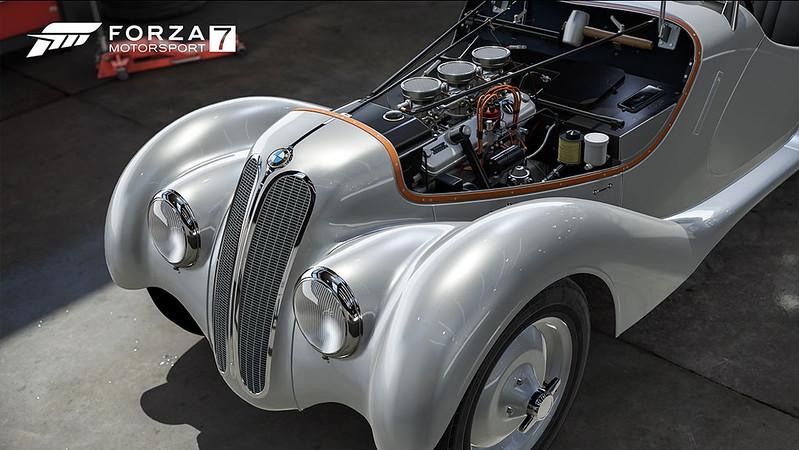 1939 BMW 328