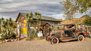 Route 66 Arizona Hackberry-4