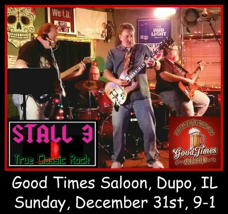 Stall 3 12-31-17