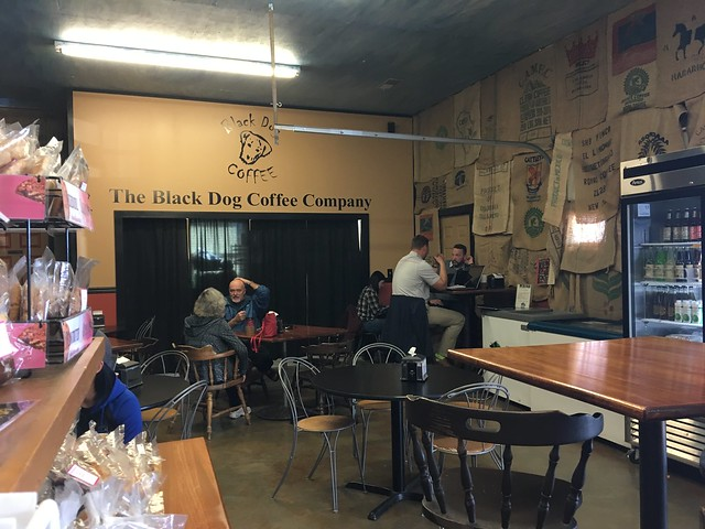Black Dog Coffee in Shenandoah Junction