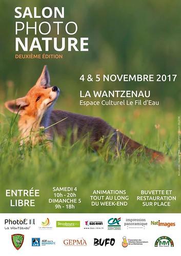 2ème Salon Photo Nature de La Wantzenau