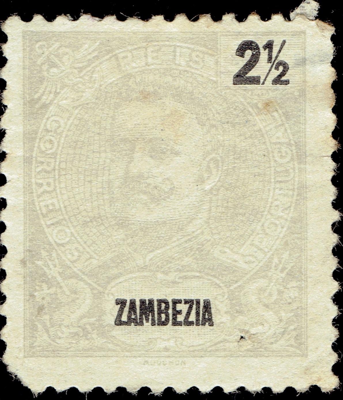Zambezia - Scott #13 (1898)