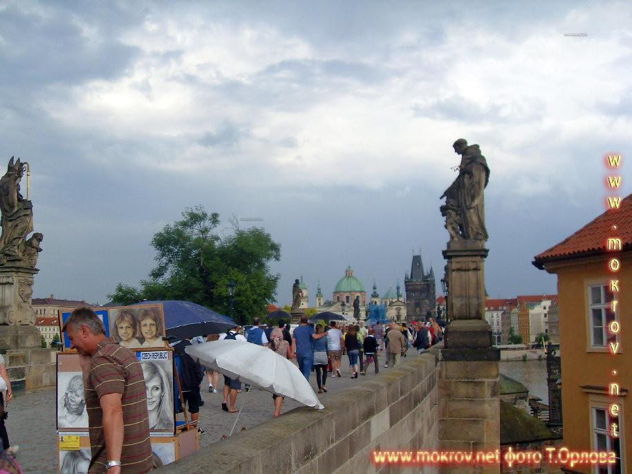 Столица Прага — Чехия пейзажи