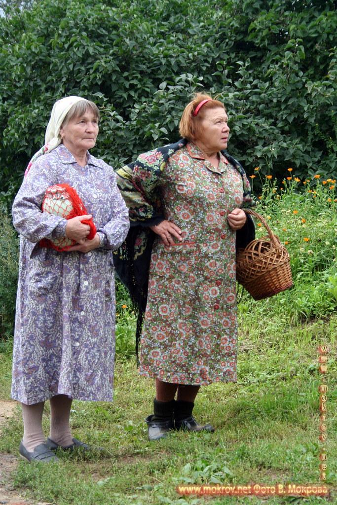 На съемках худ. фильма «Ласковый май» фотографии