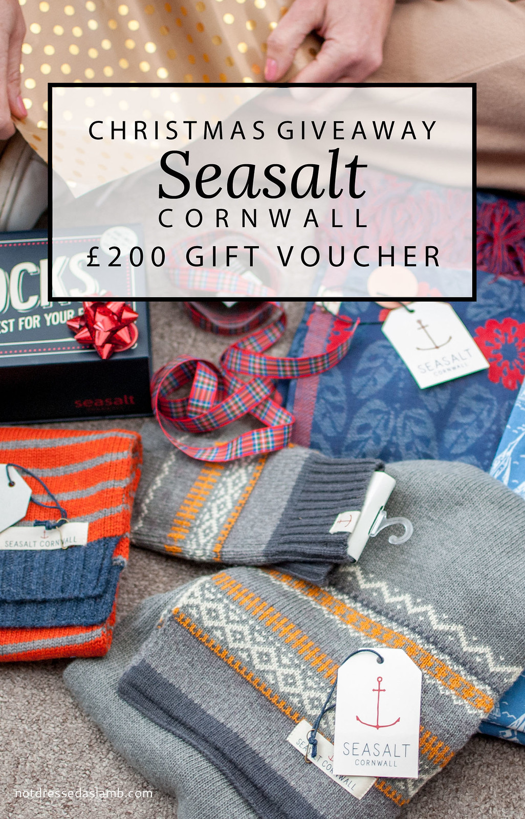 The Ultimate Seasalt Christmas Gift Guide | £200 Giveaway - Not Dressed As Lamb