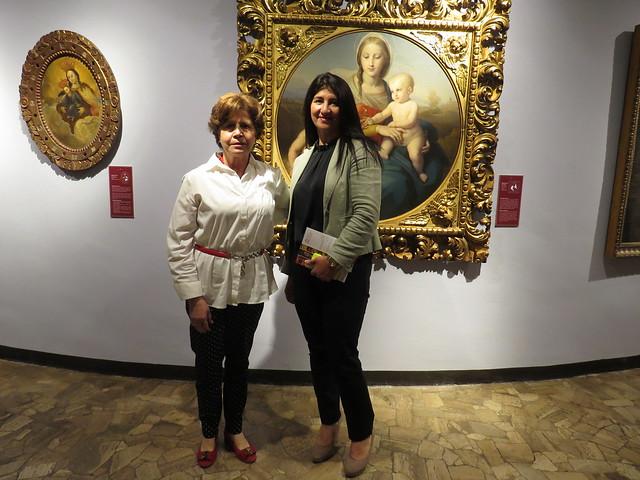 Museos del Carmen de Maipú y de Artes UANDES inauguran exposición