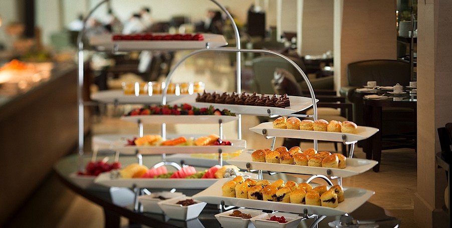 Goodwood Park Hotel | Five Star & High Five Afternoon Tea