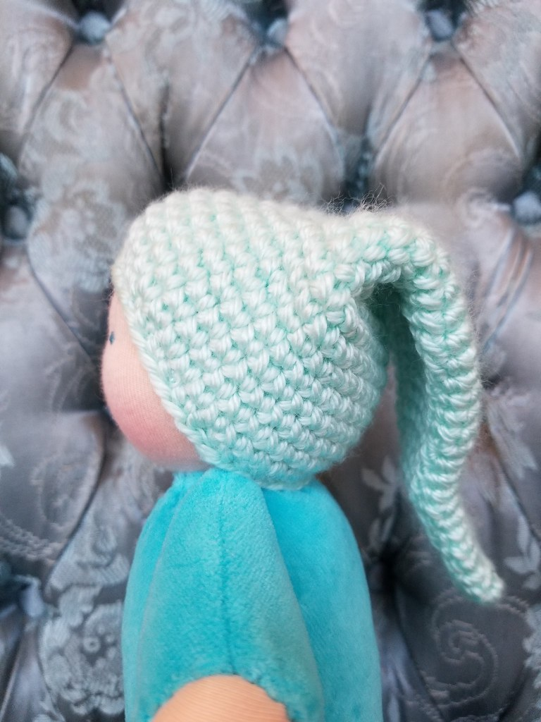 Snuggle Baby #7 - Turquoise