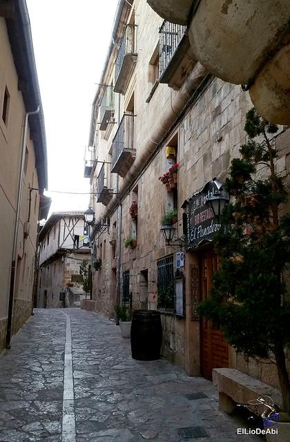 Que ver en el Conjunto Histórico de Sepúlveda, paseando por sus calles 26
