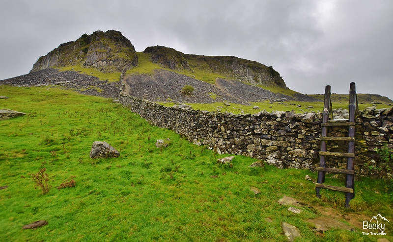 Norber hike - Yorkshire Dales
