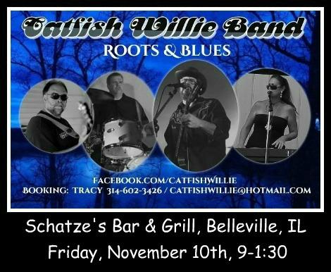 Catfish Willie Band 11-10-17