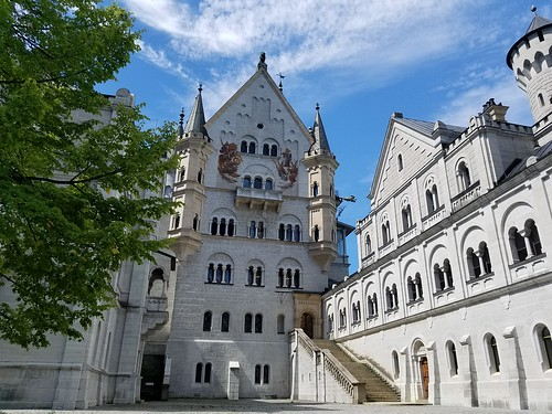 城の中は撮影禁止である