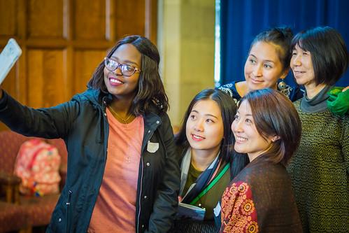 International Students Civic Reception