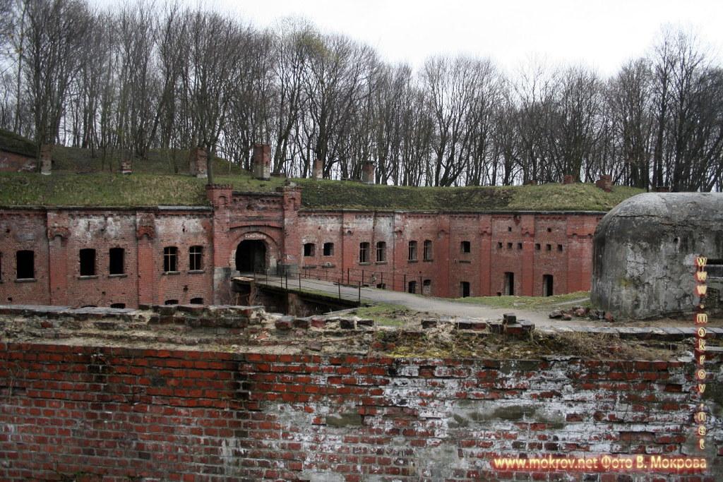 Форт №3 в Калининграде